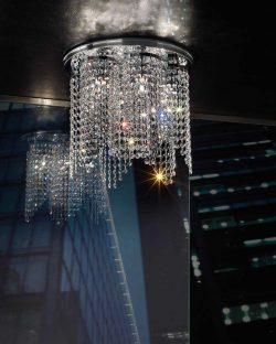 candelabre cristal dorina dimagli design. Black Bedroom Furniture Sets. Home Design Ideas
